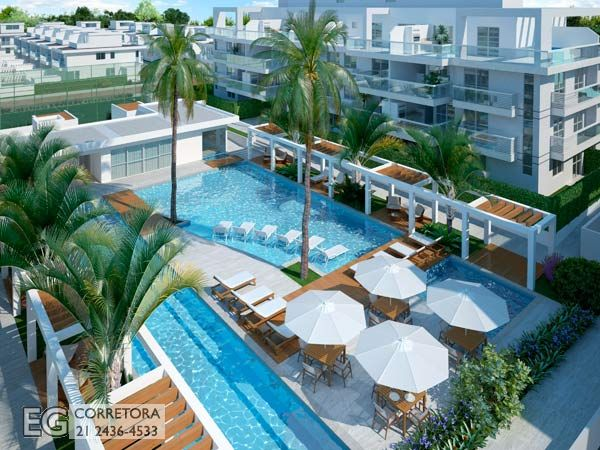 Private Aqua Gourmet Residences | Recreio