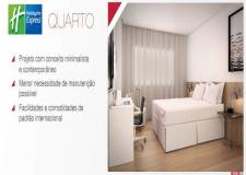 Holiday Inn Express - quarto
