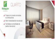 Holiday Inn  - quarto