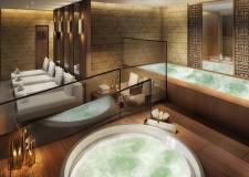 Spa com Piscina Indoor
